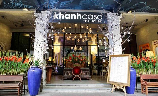 Khanh Casa, nguoi tat nhan vien nu o Sai Gon, la ai? hinh anh 1