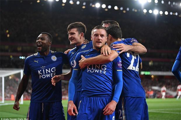 Arsenal thắng nghẹt thở trước Leicester ngày mở màn Premier League - Ảnh 4.