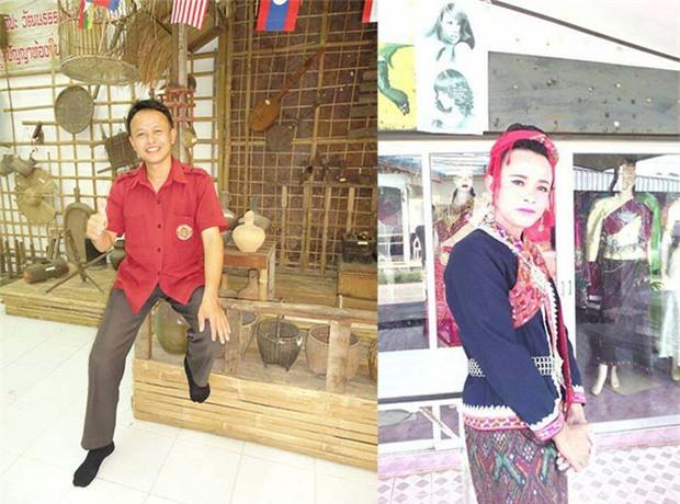 Vợ vắng nhà, việc làm của người đàn ông Thái Lan này trong ngày của mẹ khiến nhiều người xúc động - Ảnh 3.