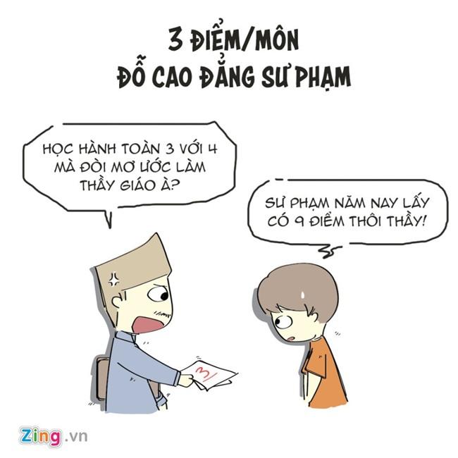 GS Ngo Bao Chau: '12,75 diem do dai hoc su pham la dang lo ngai' hinh anh 2