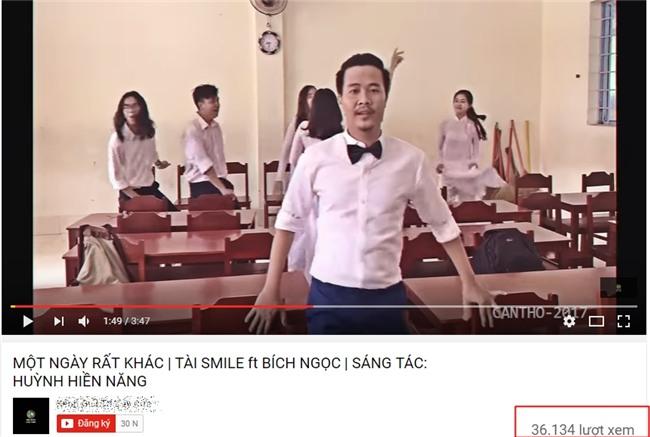 Tài Smile 'lột xác' trong MV truyền tải thông điệp ý nghĩa đến giới trẻ-1
