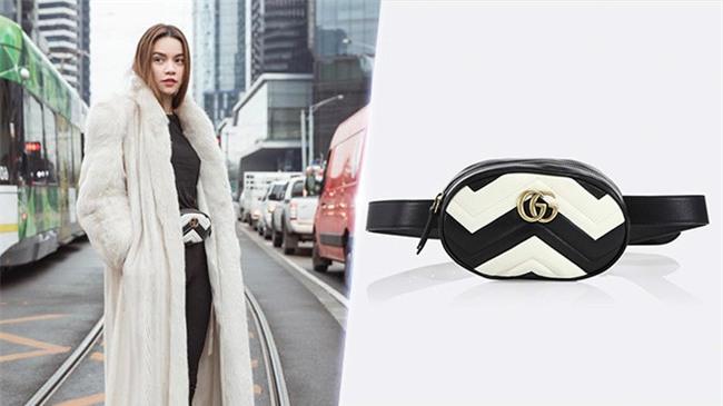 Hồ Ngọc Hà và niềm đam mê tốn kém với những chiếc túi Gucci-1