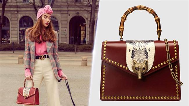 Hồ Ngọc Hà và niềm đam mê tốn kém với những chiếc túi Gucci-3
