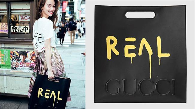 Hồ Ngọc Hà và niềm đam mê tốn kém với những chiếc túi Gucci-8