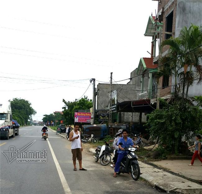 tai nạn giao thông, Hải Dương, CSGT, cảnh sát giao thông
