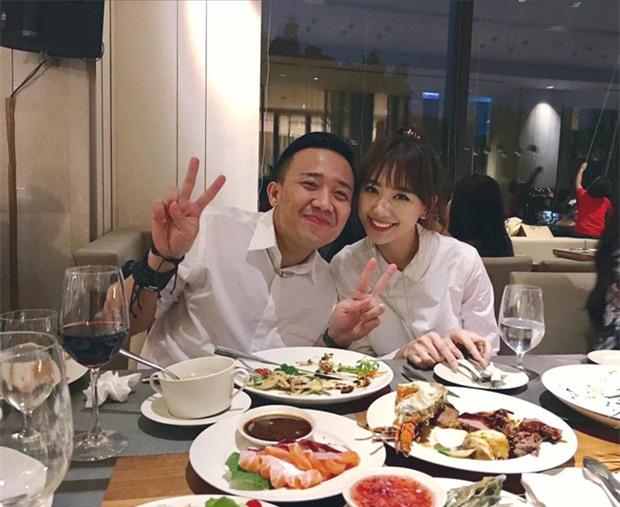 Gửi ảnh độc cho Hari Won, Trấn Thành bị vợ thẳng tay hắt hủi - Ảnh 4.