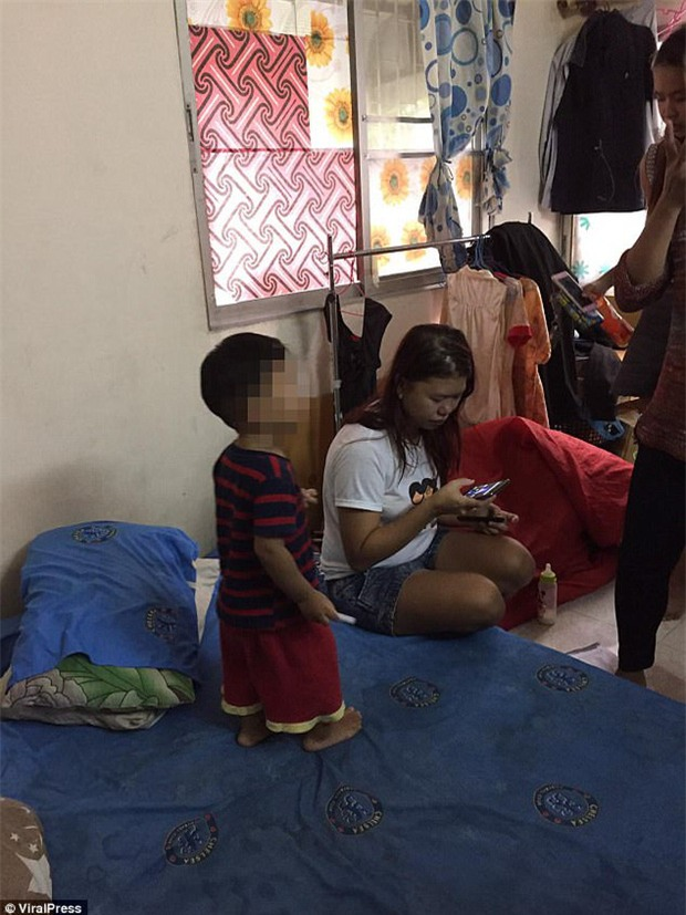 Câu chuyện phía sau đoạn video mẹ dùng dây thắt cổ con trai khiến cư dân mạng Việt Nam phẫn nộ - Ảnh 5.