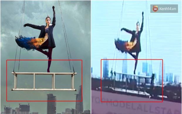 Vietnams Next Top Model photoshop kiểu mới: Chọn 1 hình nền rồi ghép tất cả thí sinh vào? - Ảnh 4.