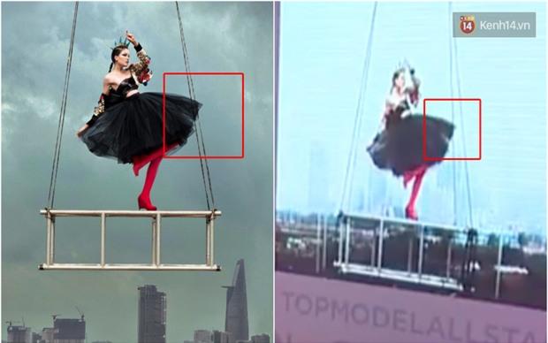 Vietnams Next Top Model photoshop kiểu mới: Chọn 1 hình nền rồi ghép tất cả thí sinh vào? - Ảnh 6.