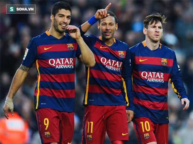 Không riêng gì Barcelona, Messi cũng đang nhớ Neymar da diết - Ảnh 1.