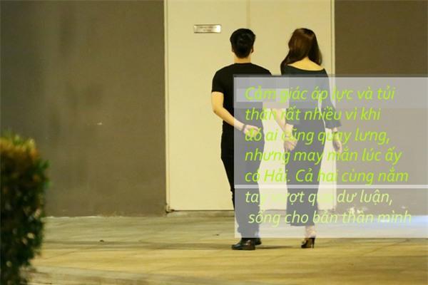 Tua chậm 6 tháng hẹn hò 'ngọt ngào và man trá' của Linh Chi - Lâm Vinh Hải-8