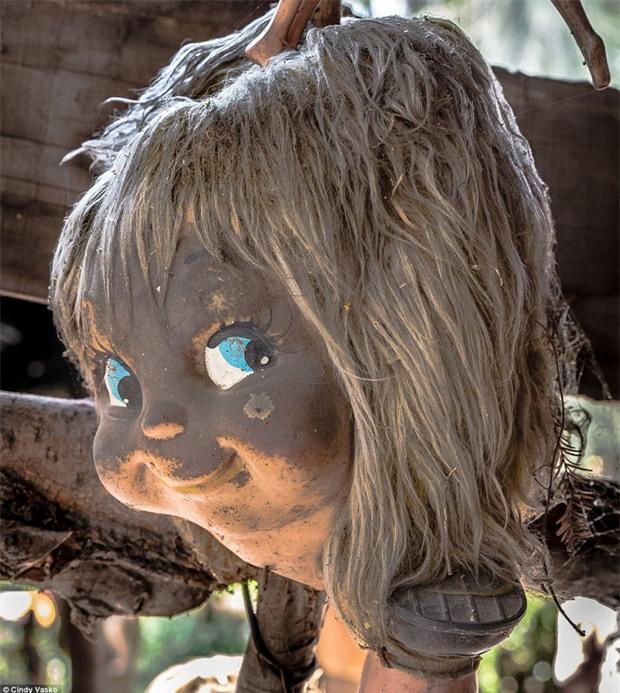 Cơn ác mộng Isla de las Munecas: Hòn đảo với hàng nghìn con búp bê kinh dị được treo lủng lẳng trên cây - Ảnh 17.