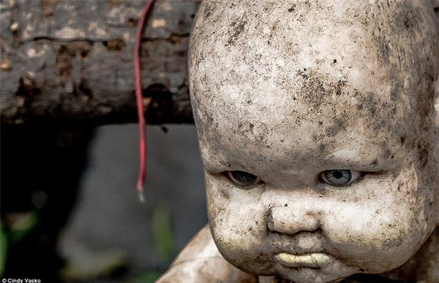 Cơn ác mộng Isla de las Munecas: Hòn đảo với hàng nghìn con búp bê kinh dị được treo lủng lẳng trên cây - Ảnh 8.
