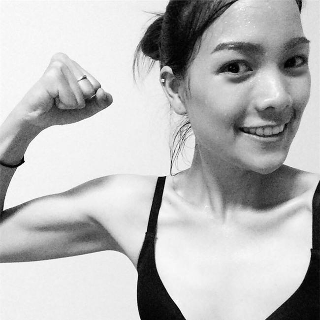 khong dung dao keo, gai e nang 110kg lot xac thanh hot girl 50kg xinh lung linh - 10