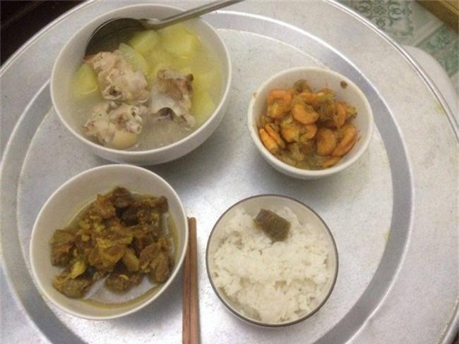 'Phát hờn' với 5 mâm cơm phiên bản 'chồng nhà người ta' nấu tặng vợ-5