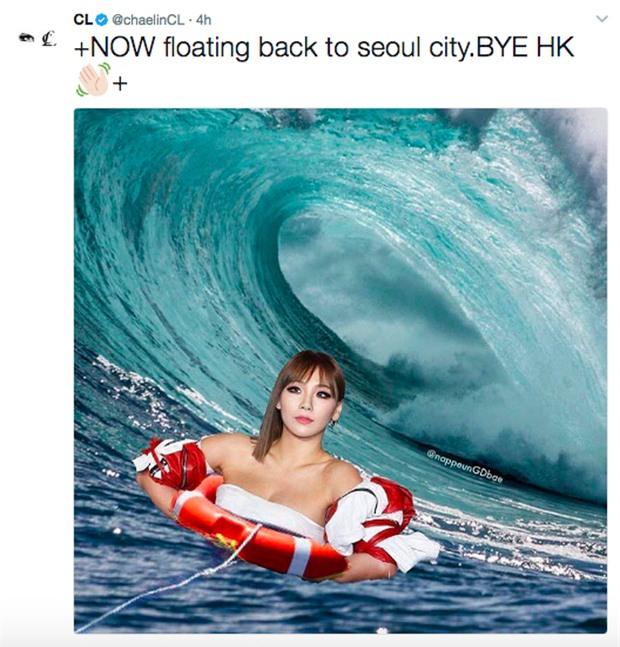 Sao Việt đã là gì, thảm họa thời trang sao Hàn mới khiến fan phát hoảng!-5