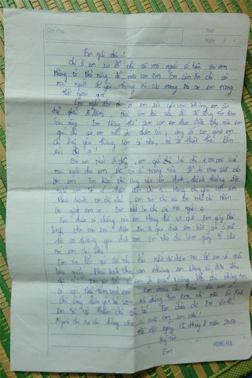 Bé gái hơn 10 ngày tuổi bị bỏ rơi ở Hà Nội và lá thư đẫm nước mắt của người mẹ - Ảnh 6.