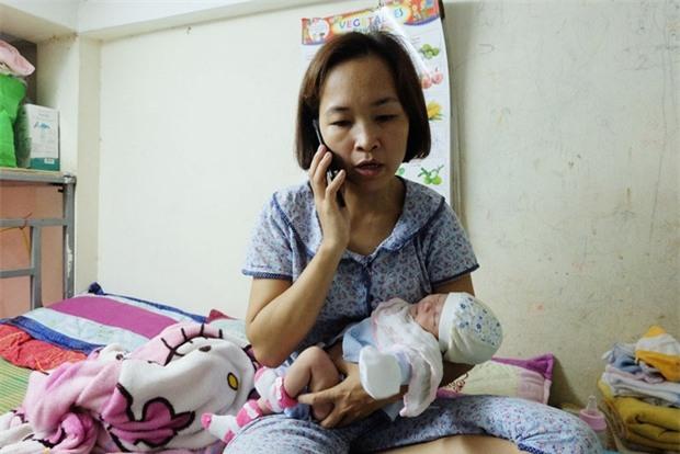 Bé gái hơn 10 ngày tuổi bị bỏ rơi ở Hà Nội và lá thư đẫm nước mắt của người mẹ - Ảnh 7.