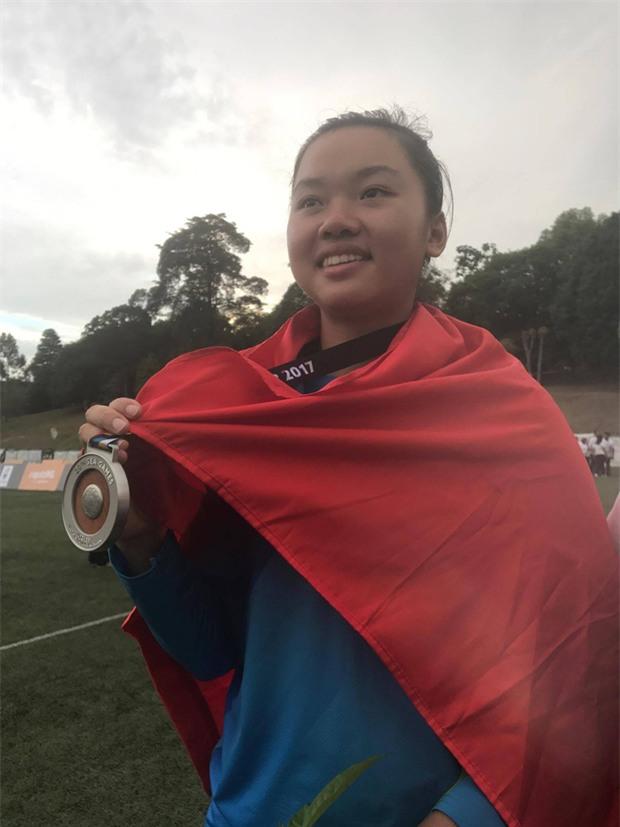 Chân dung cô gái xinh xắn tạo dấu mốc cho bắn cung Việt Nam ở SEA Games - Ảnh 2.