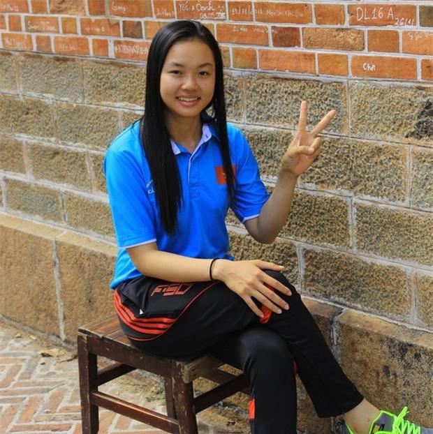 Chân dung cô gái xinh xắn tạo dấu mốc cho bắn cung Việt Nam ở SEA Games - Ảnh 3.