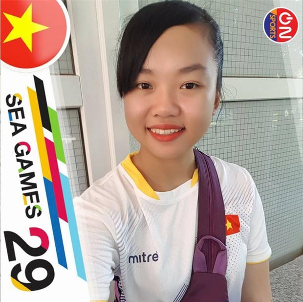 Chân dung cô gái xinh xắn tạo dấu mốc cho bắn cung Việt Nam ở SEA Games - Ảnh 8.