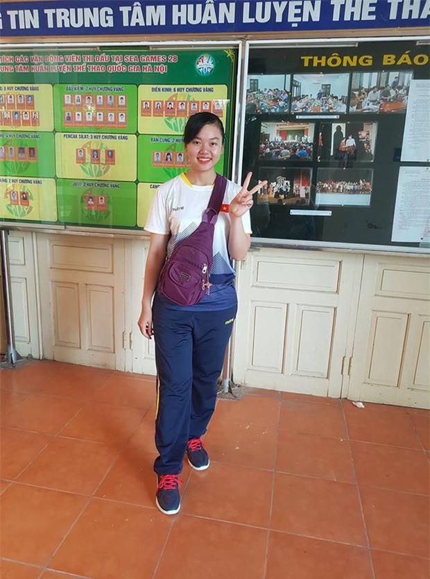 Chân dung cô gái xinh xắn tạo dấu mốc cho bắn cung Việt Nam ở SEA Games - Ảnh 9.