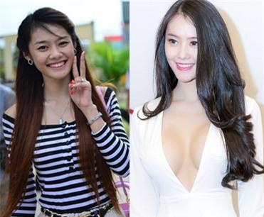 Linh Chi sexy từ phong cách đời thường đến thời trang thảm đỏ-2