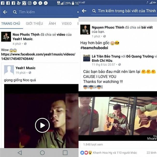Noo Phước Thịnh 'điêu đứng' khi hit triệu view đã có người 'soán ngôi'-2