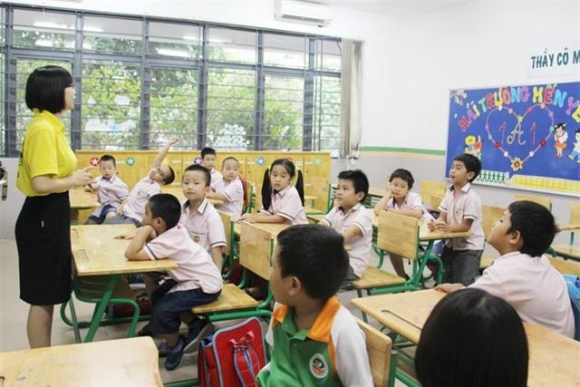 Sĩ số học sinh trường tư chỉ từ 30 - 35 học sinh/lớp