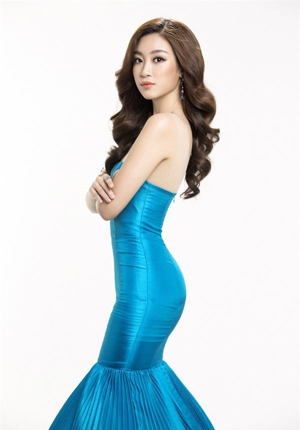 Hoa hậu Đỗ Mỹ Linh khoe vẻ đẹp tinh khôi khi trở thành 'Miss World Vietnam 2017'-9
