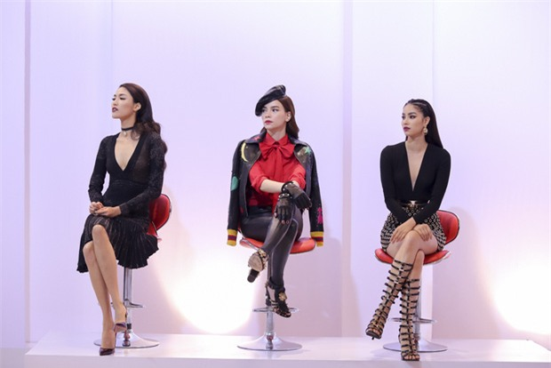 Xưng hô 'lệch vai' với bậc đàn chị, dàn HLV The Face gây tranh cãi về văn hóa ứng xử-5