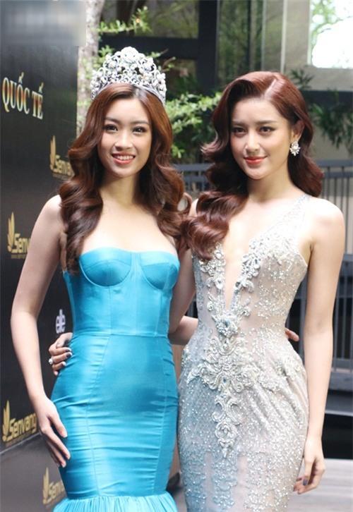 Ngay sự kiện công bố tham dự cuộc thi Hoa hậu Thế giới 2017, HH Đỗ Mỹ Linh đã bị dìm dáng - Ảnh 3.