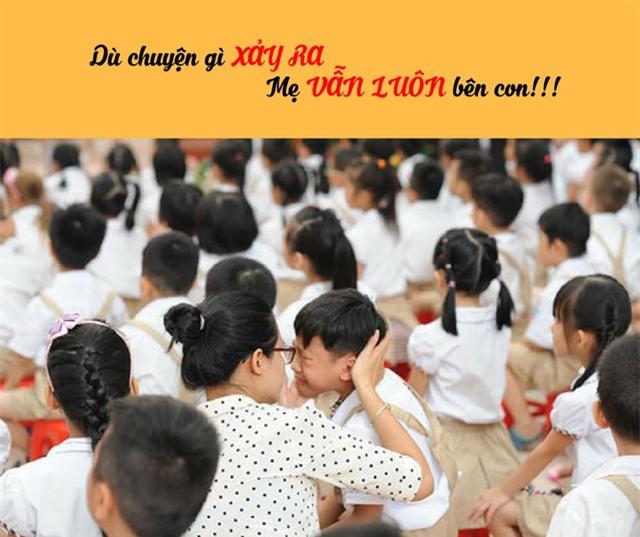 cung con den truong (ky 2): con khong tim duoc lop, me dung khoc cung con - 2