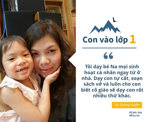 """cung con den truong: ly do """"giat minh"""" cua 2 me viet khong them chay dua cho con vao lop chon - 3"""