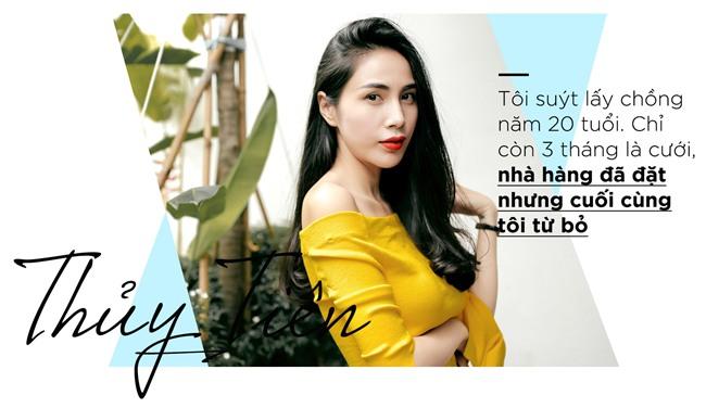 Thuy Tien: 'Cong Vinh khoc khi toi ke bi xam hai tinh duc nhieu lan' hinh anh 4