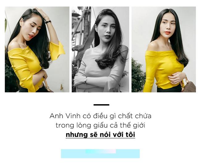 Thuy Tien: 'Cong Vinh khoc khi toi ke bi xam hai tinh duc nhieu lan' hinh anh 11