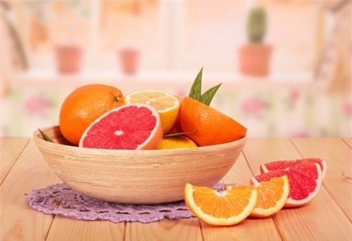 Bạn có thể ăn bất kì loại trái cây họ cam quýt nào mà mình thích.