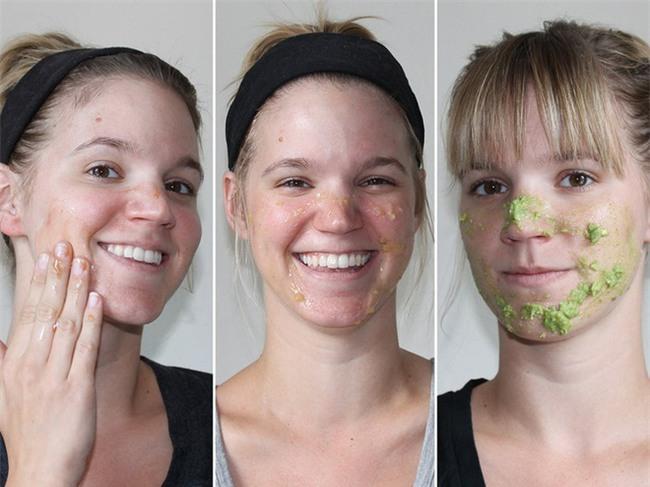 Cô nàng thử đắp 7 loại mặt nạ thiên nhiên phổ biến: có loại rất hiệu quả, có loại chẳng đem lại kết quả gì - Ảnh 1.