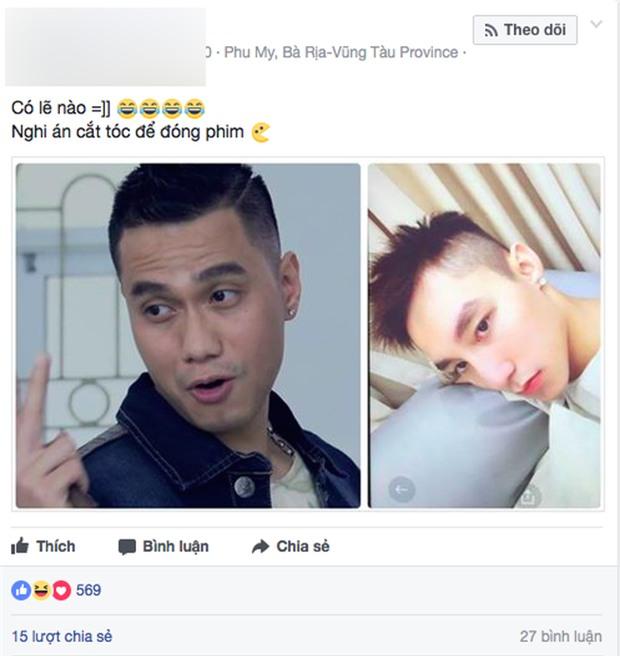 Fan nghi ngờ Sơn Tùng M-TP cắt tóc để đóng Người phán xử bản điện ảnh - Ảnh 1.