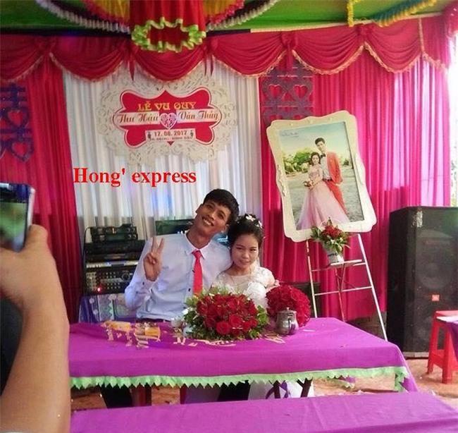 Đám cưới của chàng 1m83 - nàng 1m39 được chia sẻ nhiệt tình nhất hôm nay - Ảnh 1.