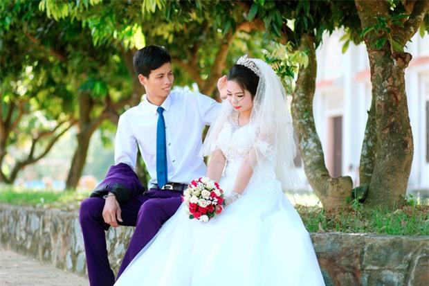 Đám cưới của chàng 1m83 - nàng 1m39 được chia sẻ nhiệt tình nhất hôm nay - Ảnh 5.