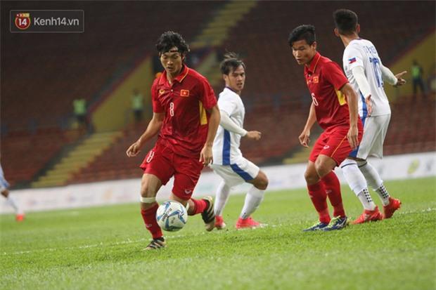 Công Phượng ghi bàn đẳng cấp, U22 Việt Nam lại thắng tưng bừng - Ảnh 3.