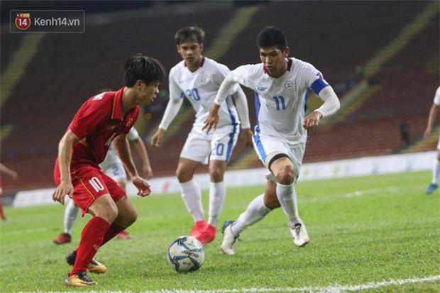 Công Phượng ghi bàn đẳng cấp, U22 Việt Nam lại thắng tưng bừng - Ảnh 4.