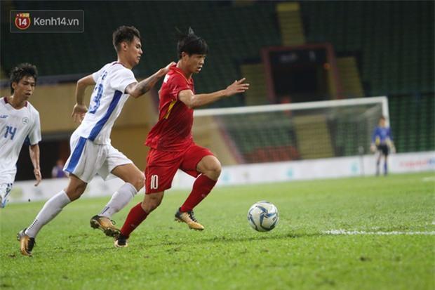 Công Phượng ghi bàn đẳng cấp, U22 Việt Nam lại thắng tưng bừng - Ảnh 6.