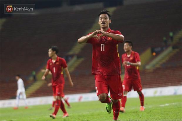 Công Phượng ghi bàn đẳng cấp, U22 Việt Nam lại thắng tưng bừng - Ảnh 10.