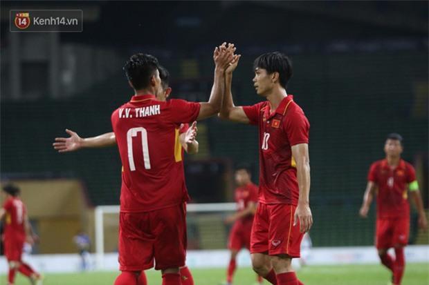 HLV Hữu Thắng: Hai trận đấu với Indonesia và Thái Lan sẽ rất căng - Ảnh 2.