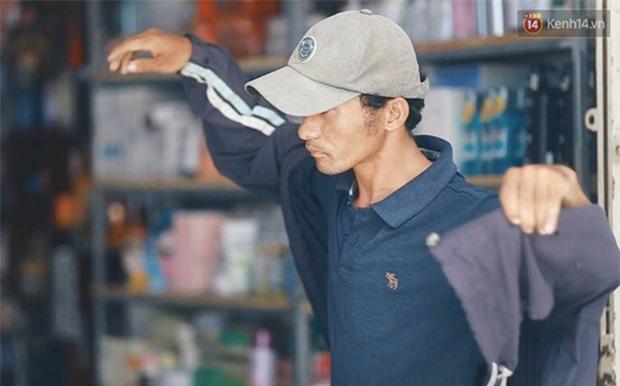 Chuyện cảm động về anh shipper khuyết tật giọng nói, đạp xe hàng chục km mỗi ngày để giao hàng khắp Sài Gòn - Ảnh 8.