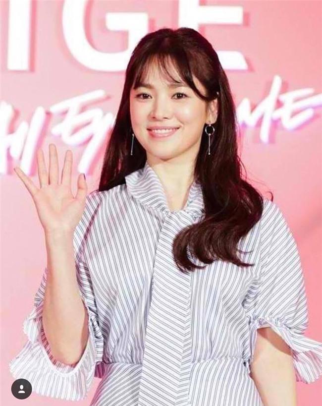 Những kiểu tóc một thời thương nhớ của cô dâu tương lai Song Hye Kyo-12