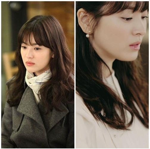 Những kiểu tóc một thời thương nhớ của cô dâu tương lai Song Hye Kyo-14