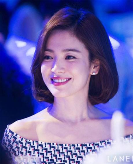 Những kiểu tóc một thời thương nhớ của cô dâu tương lai Song Hye Kyo-8